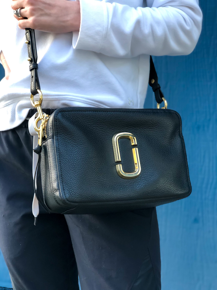 Marc Jacobs purse by A Lady Goes West - 2020