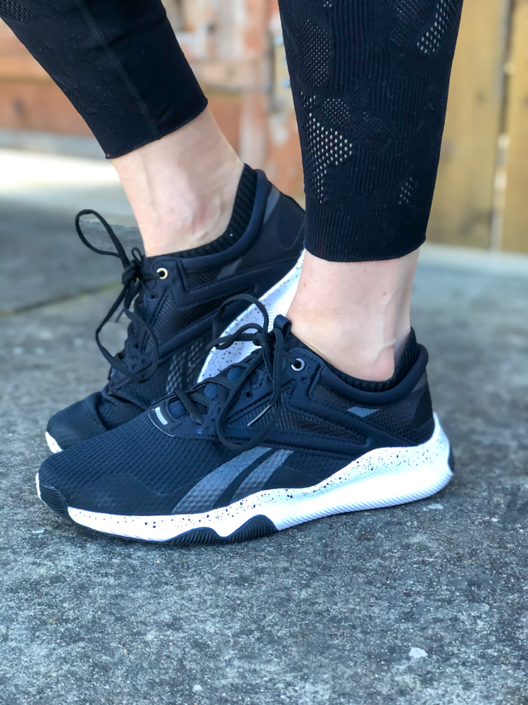 New Reebok cardio shoes by A Lady Goes West - February 2020