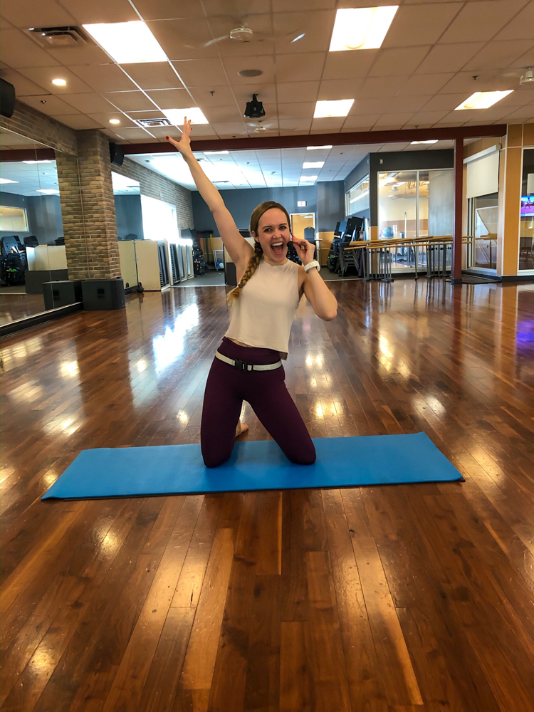 Review of POP Pilates A Lady Goes West - February 2020