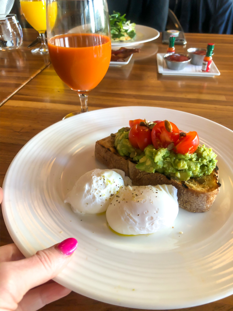 Brunch at Four Seasons event - by A Lady Goes West - March 2020