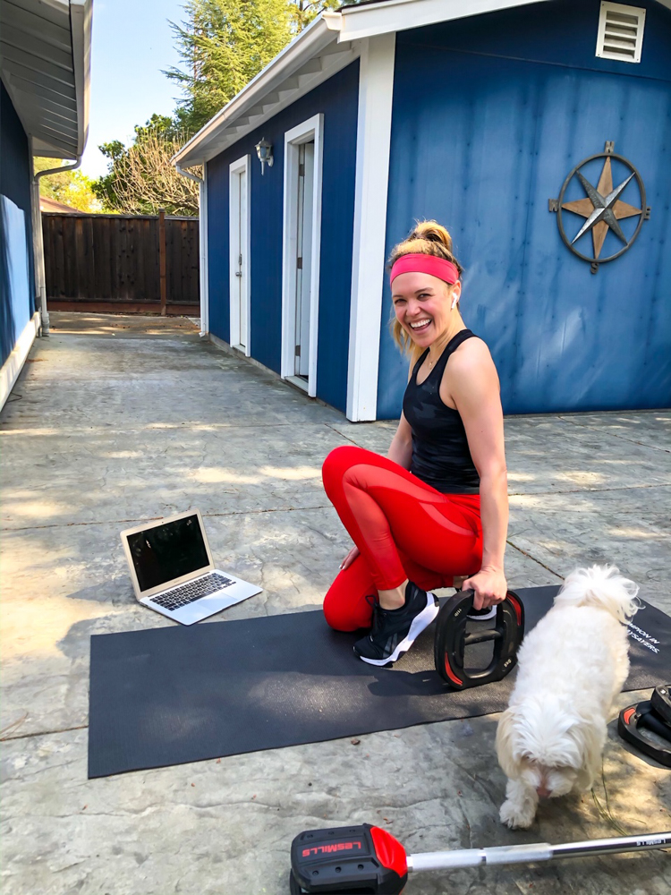 Doing Les Mills On Demand - by A Lady Goes West - March 2020
