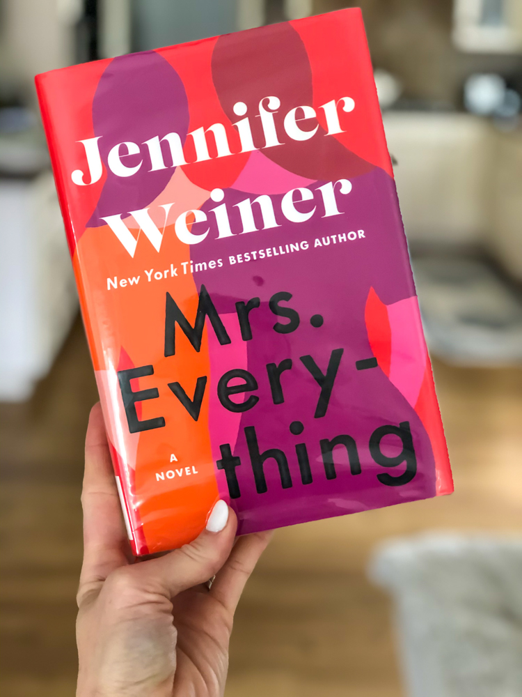 Mrs. Everything book - by A Lady Goes West - March 2020