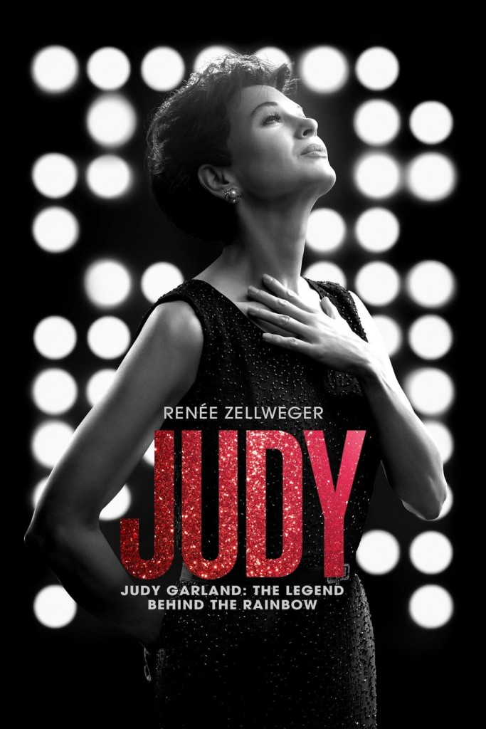 Watching Judy movie by A Lady Goes West