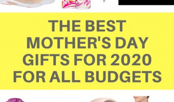 The best Mother's Day gifts for 2020 - by A Lady Goes West - April 2020