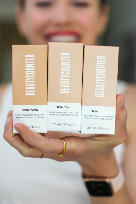 Ashley with Skin Twin shades by Beautycounter - by A Lady Goes West - May 2020