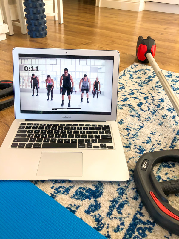 Les Mills Training - by A Lady Goes West - May 2020
