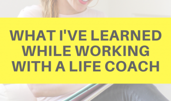 What I've learned while working with a life coach by A Lady Goes West