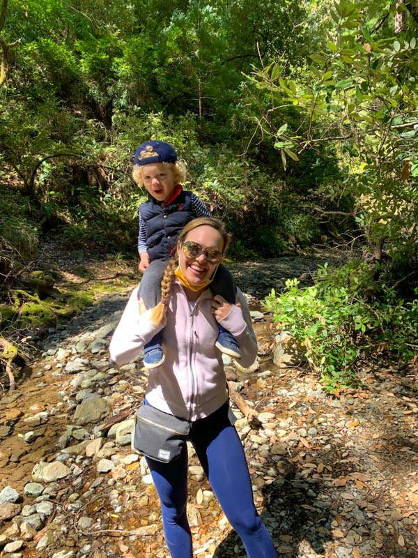 Ashley and Brady Boo at Muir Woods by A Lady Goes West - July 2020