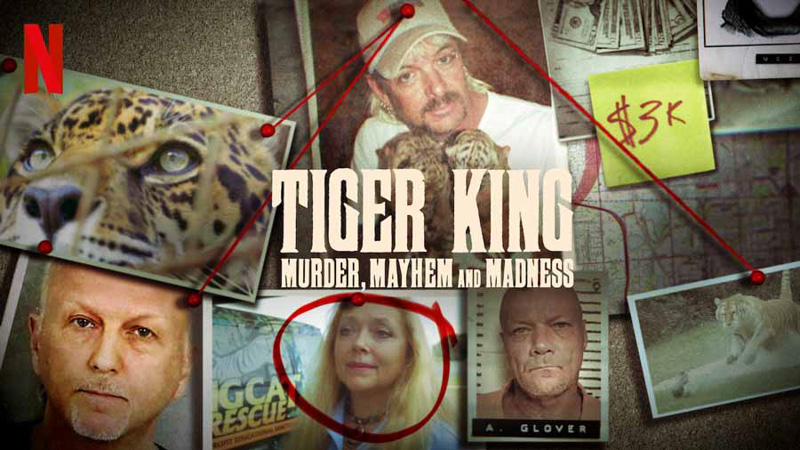 Tiger King documentary on Netflix by A Lady Goes West - July 2020