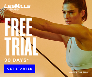 Les Mills On Demand free trial
