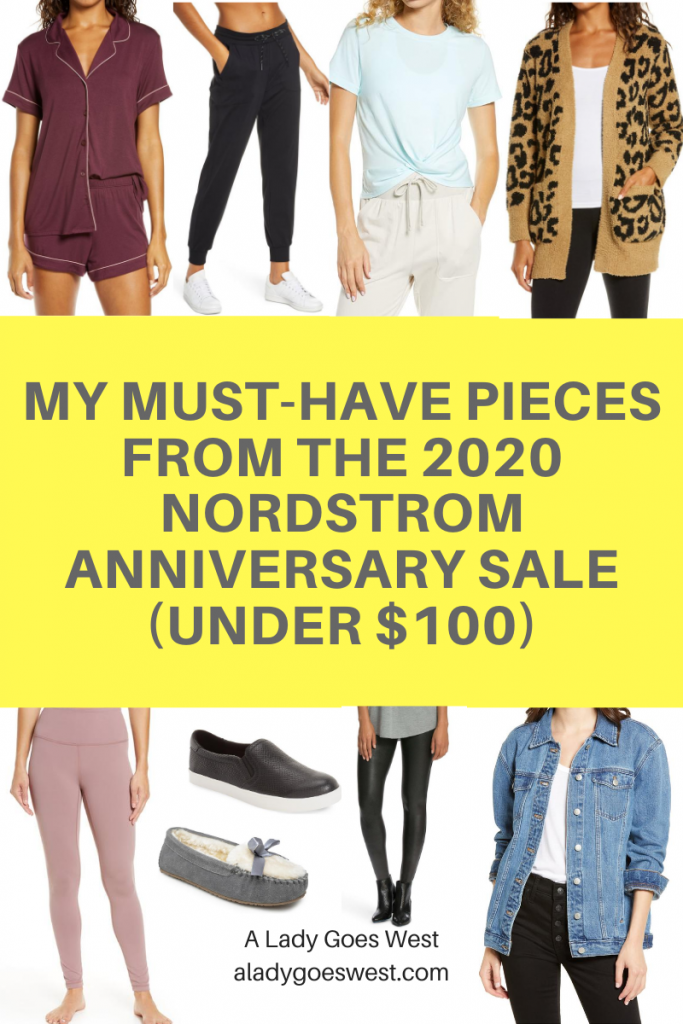 My must-have pieces from the 2020 Nordstrom Anniversary Sale (under $100) by A Lady Goes West