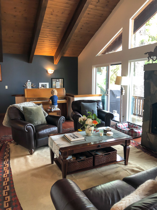 VRBO house n Tahoe by A Lady Goes West