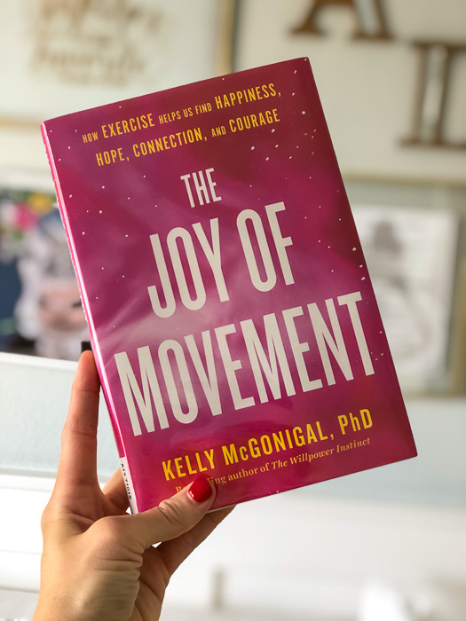 The Joy of Movement book by A Lady Goes West