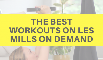 The best workouts on Les Mills On Demand by A Lady Goes West