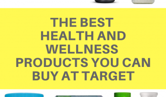 The best health and wellness products you can buy at Target by A Lady Goes West