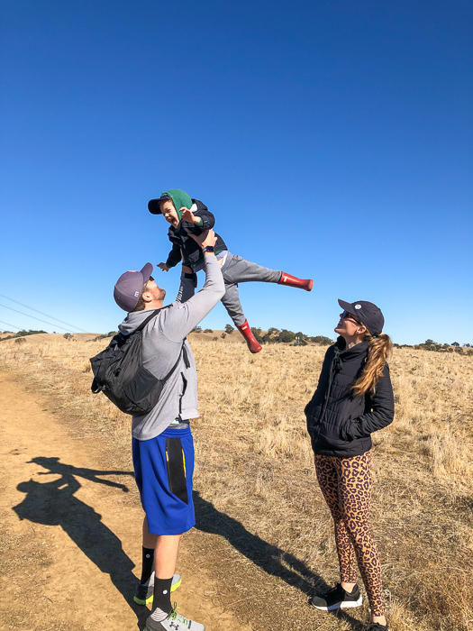 Thanksgiving hike 2020 by A Lady Goes West