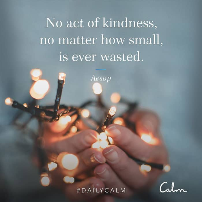 Act of kindness is quote by A Lady Goes West