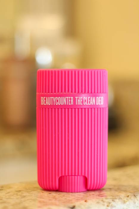 Beautycounter's Clean Deo Clean Rose by A Lady Goes West in January 2021