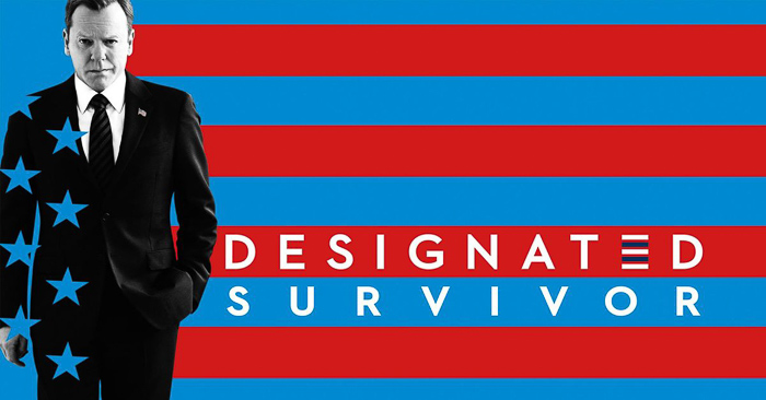 Designated Survivor by A Lady Goes West February 2021