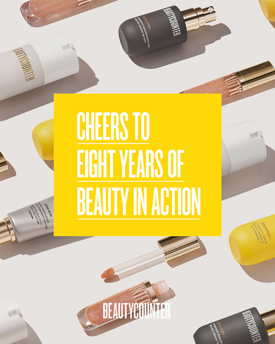 Beautycounter birthday by A Lady Goes West