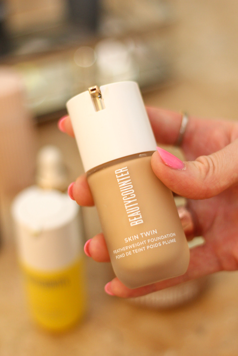 Skin Twin Featherweight Foundation by A Lady Goes West