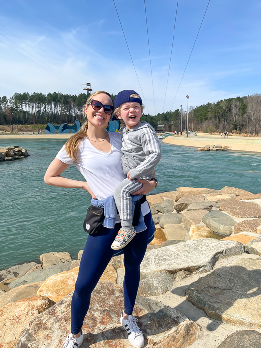 US National Whitewater Center by A Lady Goes West March 2021