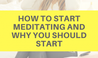 How to start meditating and why you should start by A Lady Goes West