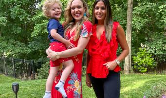 Ashley and Yolanda and Brady by A Lady Goes West