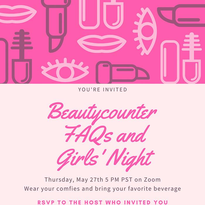 Beautycounter FAQs