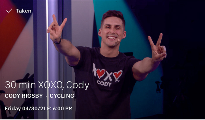 Cody XOXO by A Lady Goes West May 2021