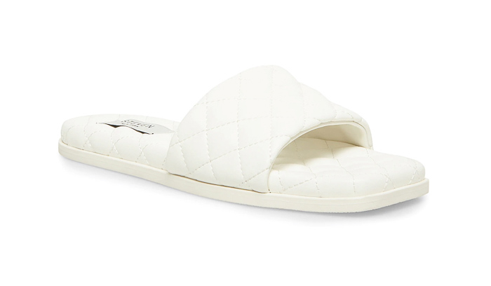White slides by A Lady Goes West May 2021