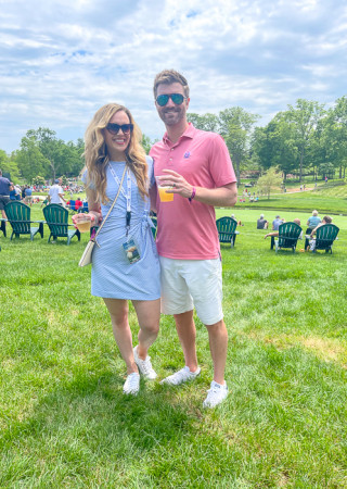 Memorial Tournament by A Lady Goes West