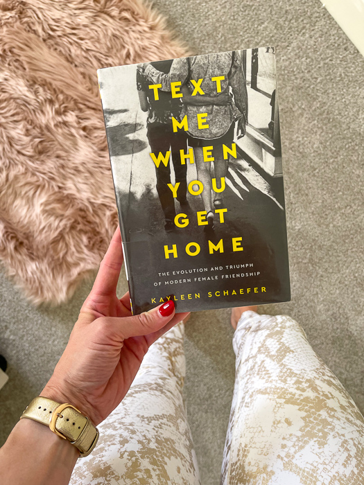 Text Me When You Get Home book by A Lady Goes West