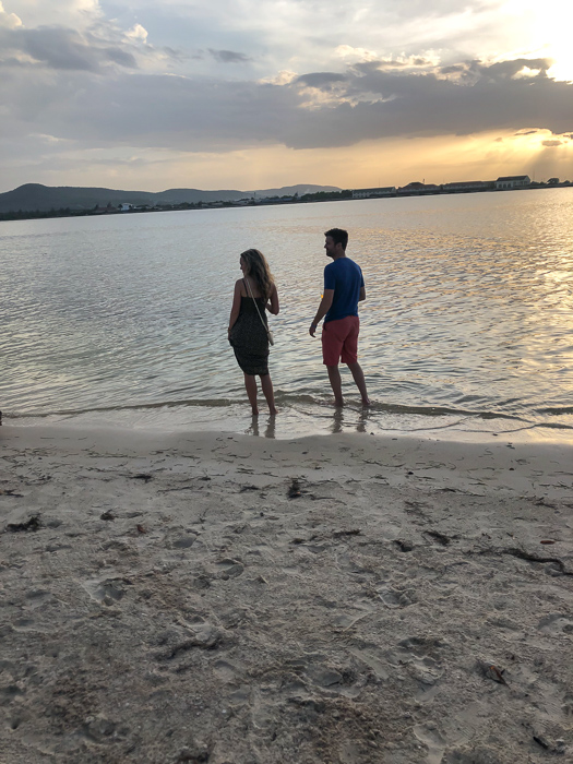 Beach in Montego Bay in Jamaica by A Lady Goes West July 2021