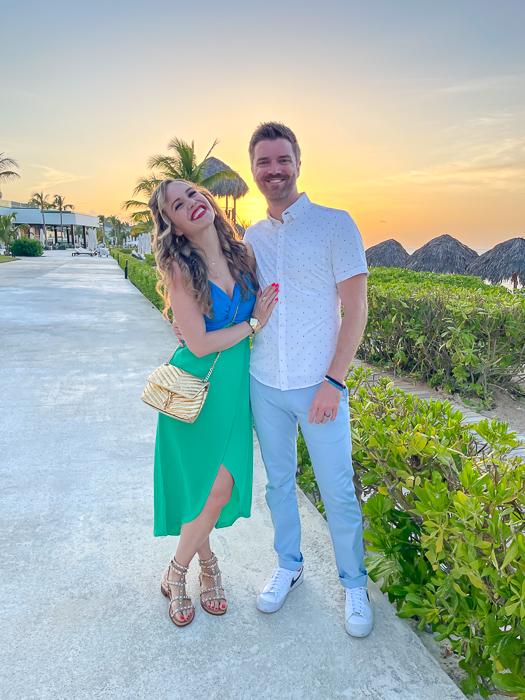 Before dinner in Montego Bay in Jamaica by A Lady Goes West July 2021
