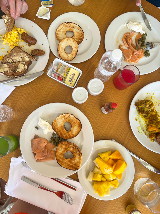Brunch in Montego Bay in Jamaica by A Lady Goes West July 2021