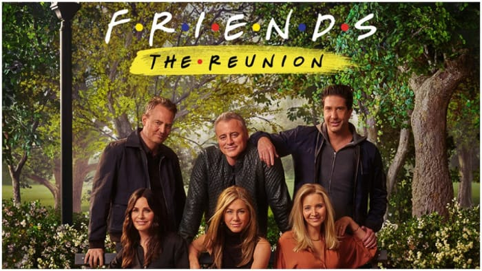 Friends The Reunion by A Lady Goes West