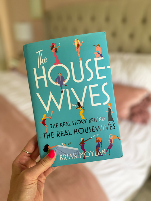 Real Housewives book by A Lady Goes West