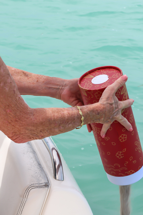 Ashes in Islamorada by A Lady Goes West