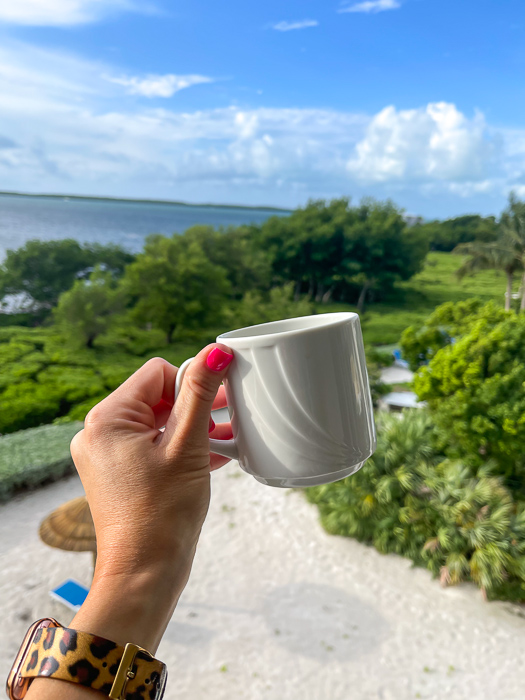 Coffee in Key Largo by A Lady Goes West