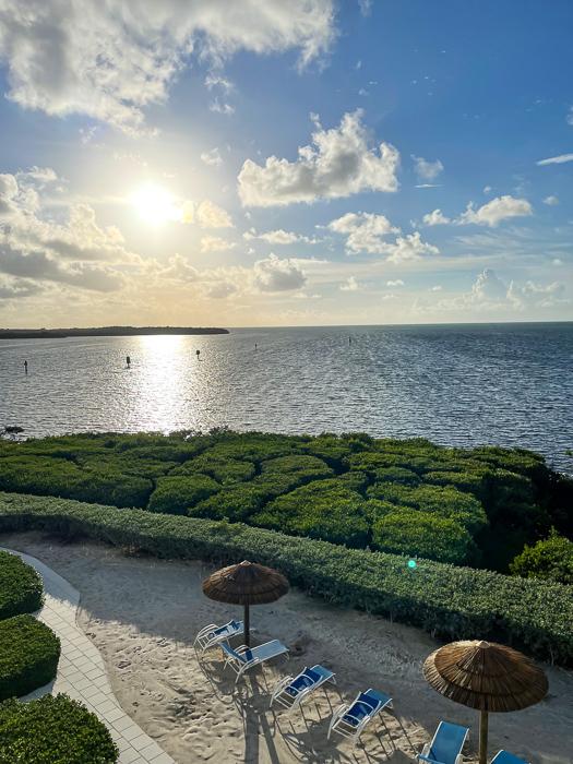 Sunrise in Key Largo by A Lady Goes West