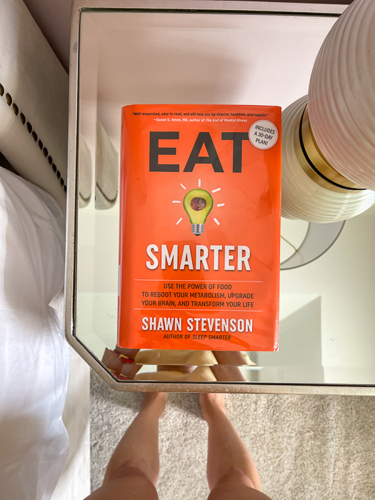 Eat Smarter book by A Lady Goes West