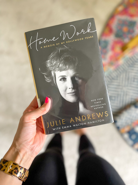 Julie Andrews book by A Lady Goes West