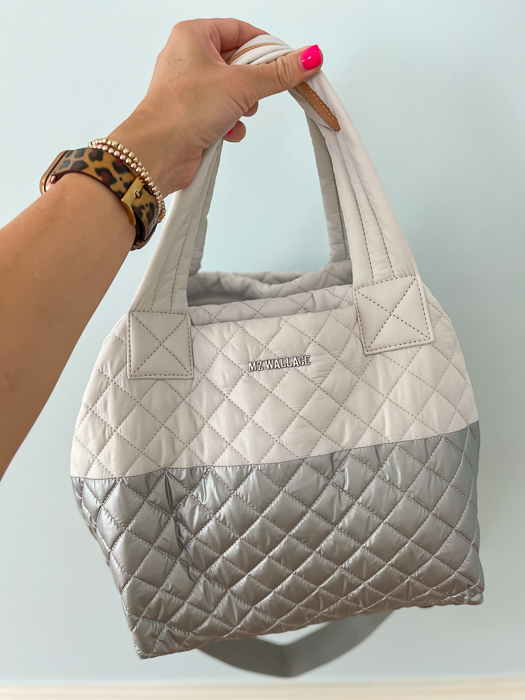 MZ Wallace tote by A Lady Goes West