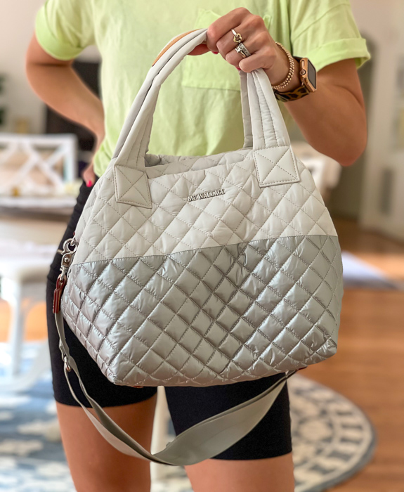 New MZ Wallace tote by A Lady Goes West