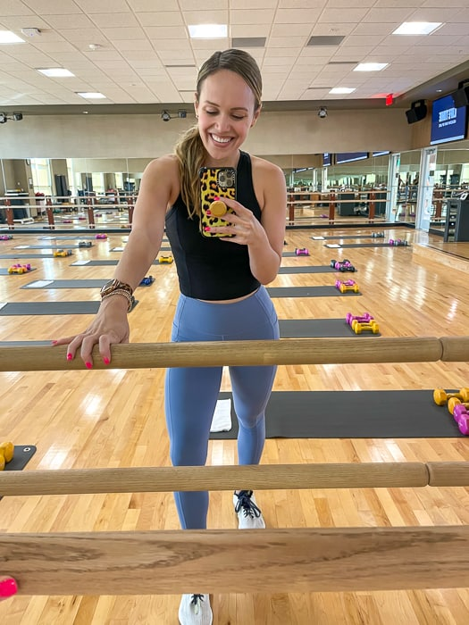 What I've learned from teaching group fitness by A Lady Goes West